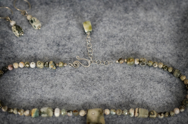 lengthening a too-short necklace
