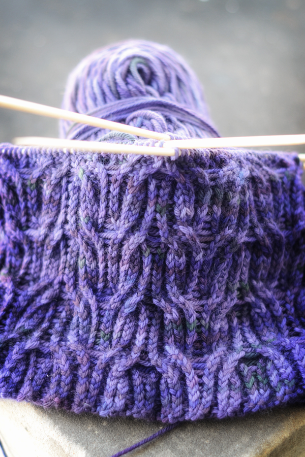 purple hat gets taller, side b